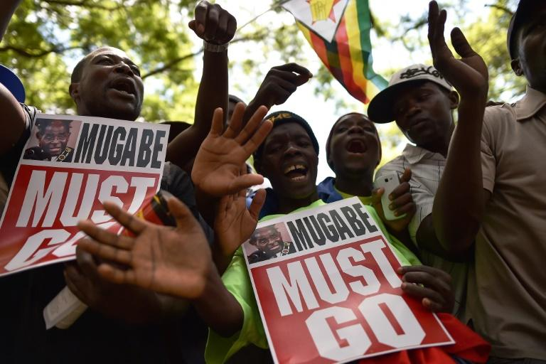 Mugabe was ousted in November 2017 by protests and the army, ending 37 years in power