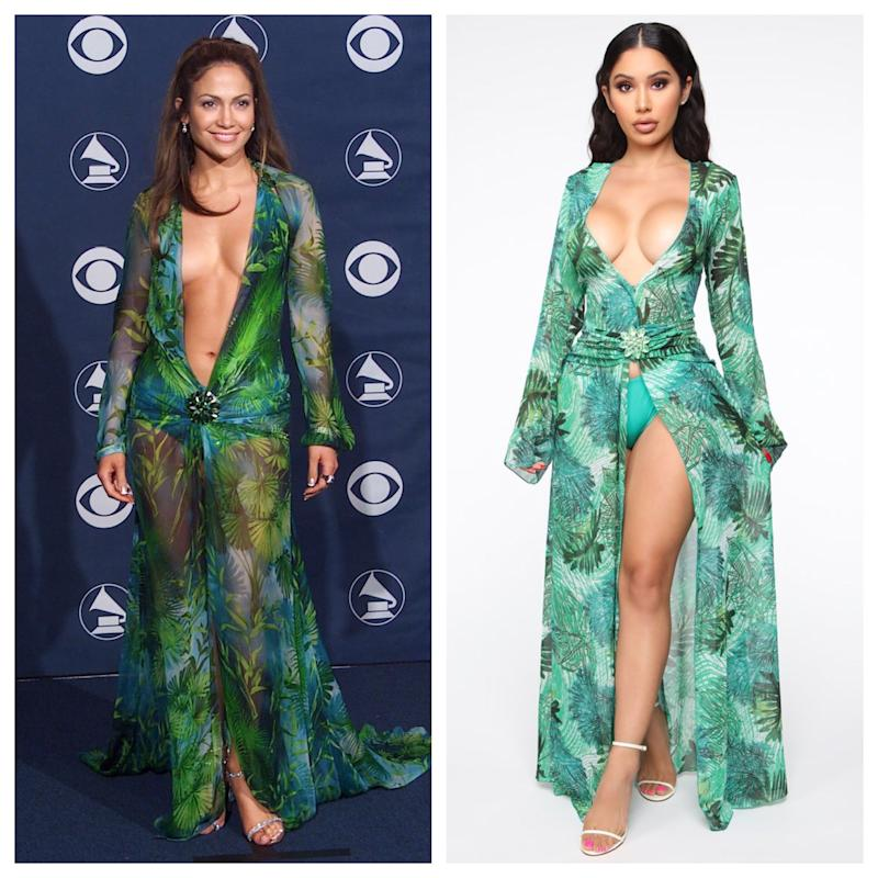 Fashion Nova S 2019 Halloween Costumes Are Inspired By