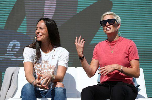 Megan Rapinoe won't start vs. England