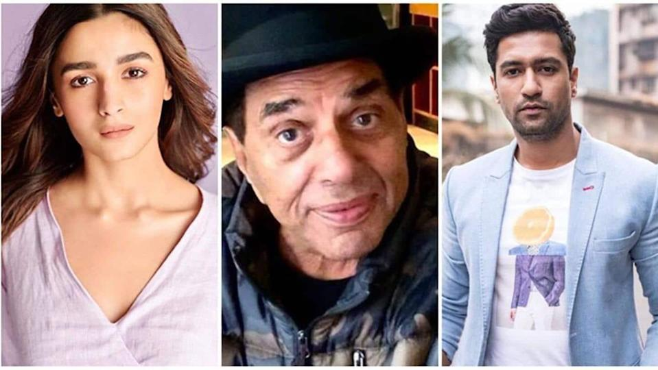 Bollywood stars raise awareness about the rising COVID-19 numbers