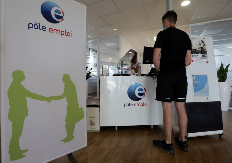 Euro zone unemployment edges up in May, sharper rise for women, youth