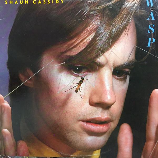Shaun Cassidy's 'Wasp' album cover, 1980. (Photo: Warner Bros. Records)