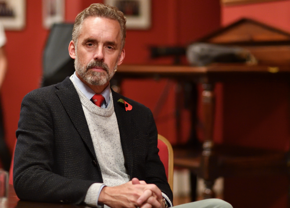 Jordan Peterson is known for calling out political correctness. (Photo: Chris Williamson/Getty Images)
