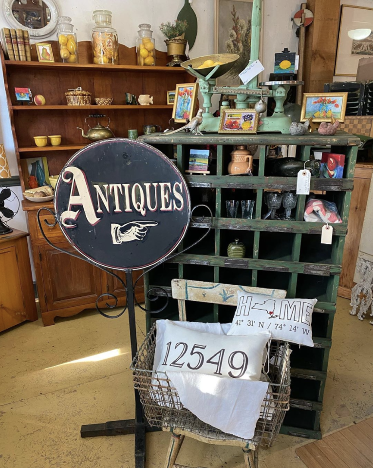 "<p>""Smaller towns tend to offer far better deals than big cities,"" says Martin<em>. </em>He could very well be describing Clinton, a southern charmer whose <a href=""http://www.historicclintonsantiques.com/"">historic Main Street</a> is home to more than 20 antique shops. They sell items like American and primitive period furnishings and hand-poured scented candles that visitors can't get enough of. Plan to browse at <a href=""http://www.burrvilleantiques.com/"">Burrville Antiques</a> and <a href=""http://www.theshoppeat350market.com/"">the Shoppe at 350 Market</a>.</p>"