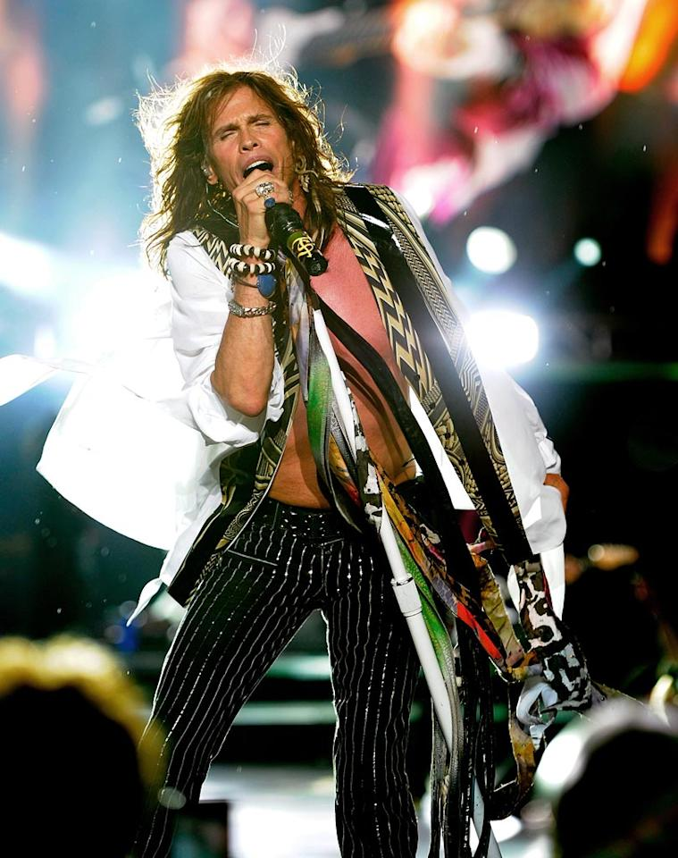 "While there's been no official announcement yet that Steven Tyler will be one of ""American Idol's"" new judges, multiple sources have confirmed that the Aerosmith front man's new gig is a ""done deal."" No word on Jennifer Lopez's involvement yet... Stay tuned. Kevin Mazur/<a href=""http://www.wireimage.com"" target=""new"">WireImage.com</a> - August 12, 2010"
