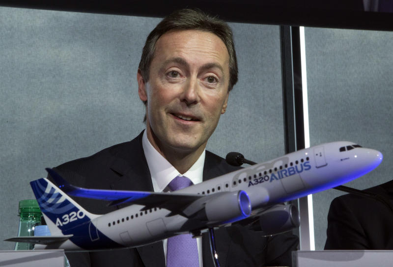 Airbus confident of avoiding Boeing battery issue