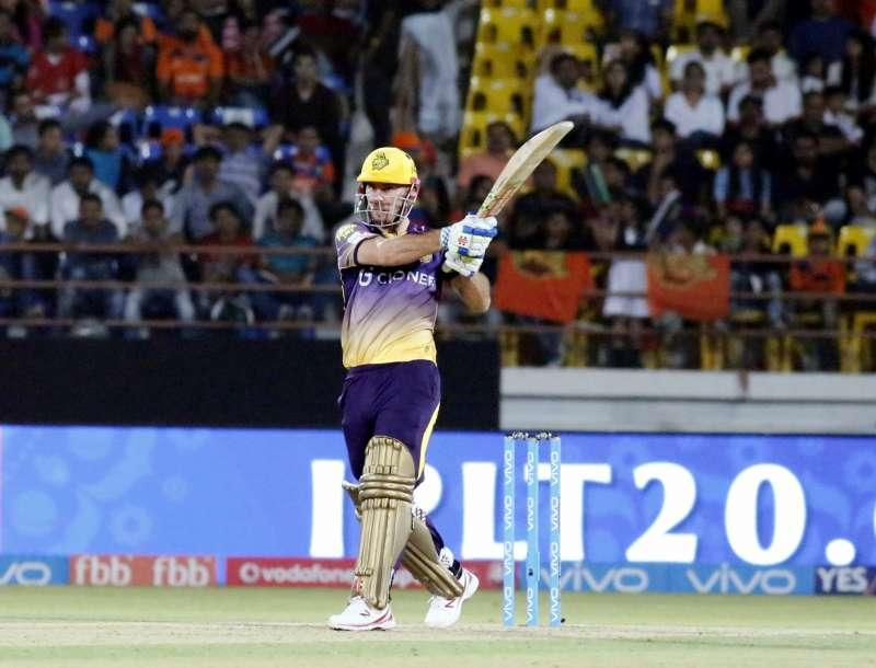 Lynn was in the mood. Everything else will be sidelined and this encounter between Gujarat Lions and KKR will be remembered for the Chris Lynn show. Stamped as a number three batsman due to his exploits in the Big Bash at that position, Kolkata took a risk of promoting the Australian as an opener and their risk provided hefty returns.Lynn showed began the carnage in the second over itself and sent Dhawal Kulkarni for a massive six. He bettered his effort in the third over and thrashed Manpreet Gony for a gigantic six. But the best of the lot came in Dwayne Smith's first over of the night when Lynn smashed three sixes off of the West Indian's bowling. It was the not only the number of sixes but also the distance those sixes covered that made spectators watch with awe.Although Lynn was unbelievable with his powerful stroke making, Gautam Gambhir with his sublime 76 not out was instrumental in ensuring Lynn continues to have the license to go for the big hits. Together, they drove the Knights home with 31 balls to spare.