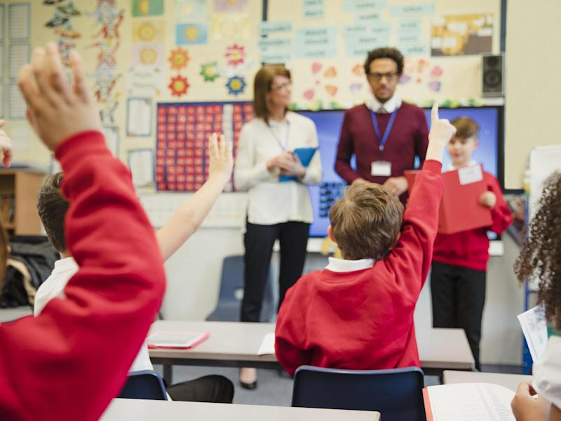 A union boss has suggested a possible 'week off, week on' approach for schools wanting to reduce student numbers from September: iStock