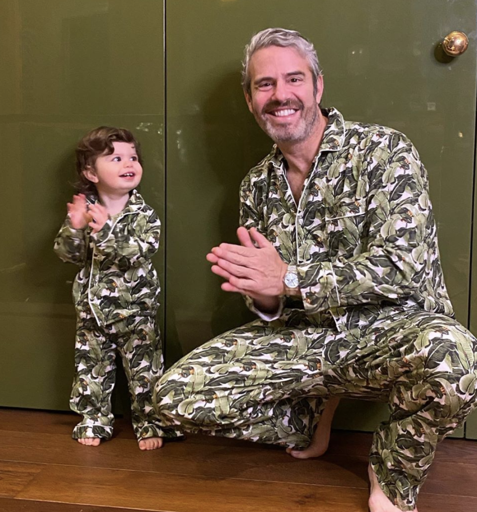 <p>The king of Bravo, Andy Cohen, celebrated his son Benjamin's first birthday earlier this year. </p>