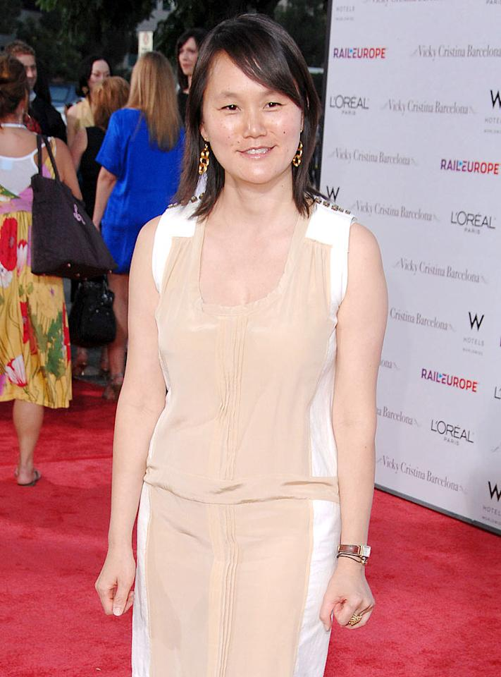 """In 1992 Farrow found nude photos of her adopted daughter Soon-Yi that the director had shot. Though Soon-Yi was neither Allen's biological daughter nor his adopted daughter (Farrow adopted her with conductor/pianist Andre Previn), the fact that he was a father figure to her, and that she was 34 years younger than the then-56-year-old icon, disgusted many. Steve Granitz/<a href=""""http://www.wireimage.com"""" target=""""new"""">WireImage.com</a> - August 4, 2008"""