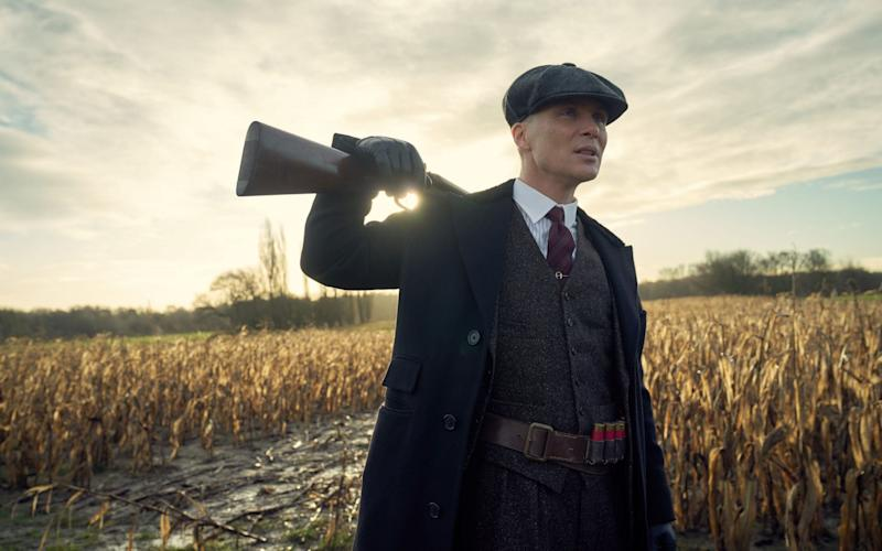 Tommy Shelby (Cillian Murphy) and crew are lining up a huge battle towards the end of the series - 3
