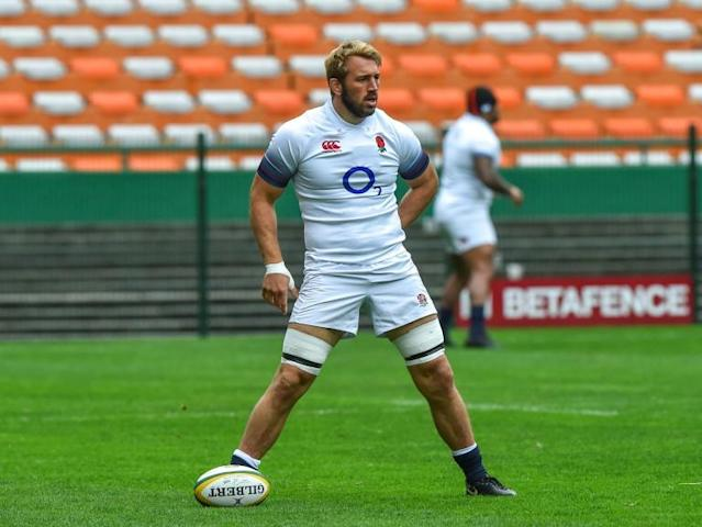 Former England captain Chris Robshaw is joining Major League Rugby side San Diego Legion (AFP Photo/Christiaan Kotze)