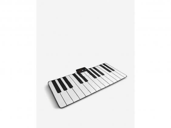 Get their creative musical juices flowing with this floor piano (Selfridges)