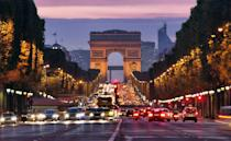 <p>France is just a stone's throw away for many Brits. The Channel Tunnel means they can travel to the French capital, Paris, in just hours. France doesn't just offer great food and wine in the capital though, the French Riviera on the southeastern coast is perfect for some sun, sea and Aperol Spritz. </p>