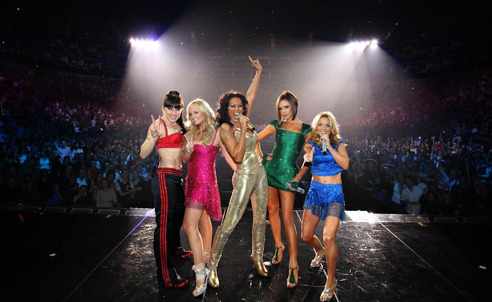 Photo credit: MJ Kim/Spice Girls LLP - Getty Images