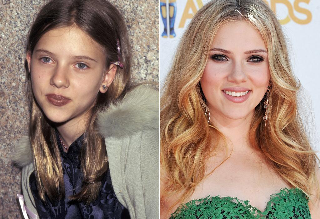 "<a href=""http://www.netflix.com/RoleDisplay/Scarlett_Johansson/164653?mqso=80027924"">SCARLETT JOHANSSON</a>  First Movie: Age 9   Scarlett's first movie was the notorious bomb, ""North"" in 1994, but she was nominated for an Independent Spirit Award just two years later for ""Manny & Lo."" She followed that with an impressive performance opposite Robert Redford in 1998's ""The Horse Whisperer."" She showed she was ready for grown-up roles in 2003's ""Lost in Translation,"" and has racked up a string of hits like ""<a href=""http://ads.bluelithium.com/pixel?id=960380&t=2&piggyback=http%3A//www.netflix.com/Movie/He-s-Just-Not-That-Into-You/70097581?mqso%3D80027925"">He's Just Not That Into You</a>"" and this summer's ""Iron Man 2."""