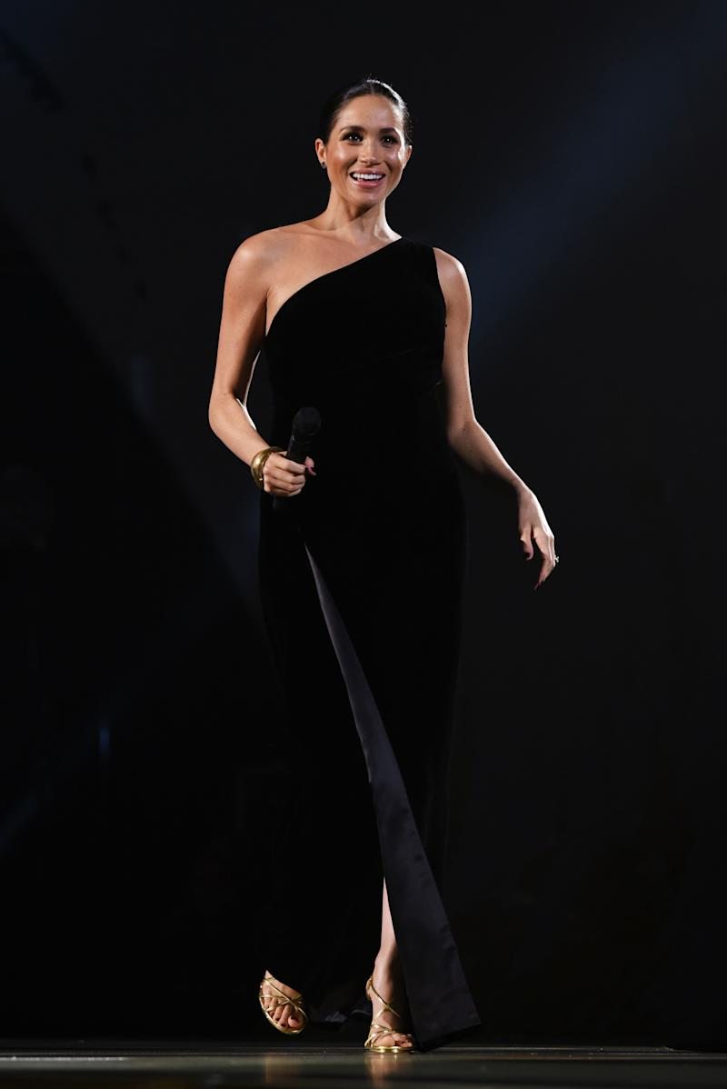 If you invite a duchess to the British Fashion Awards, it's probably best to expect her to steal the show.