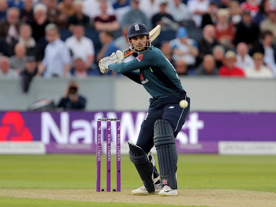 Alex Hales has not featured for England since before the 2019 World Cup (Richard Sellers/PA) (PA Wire)