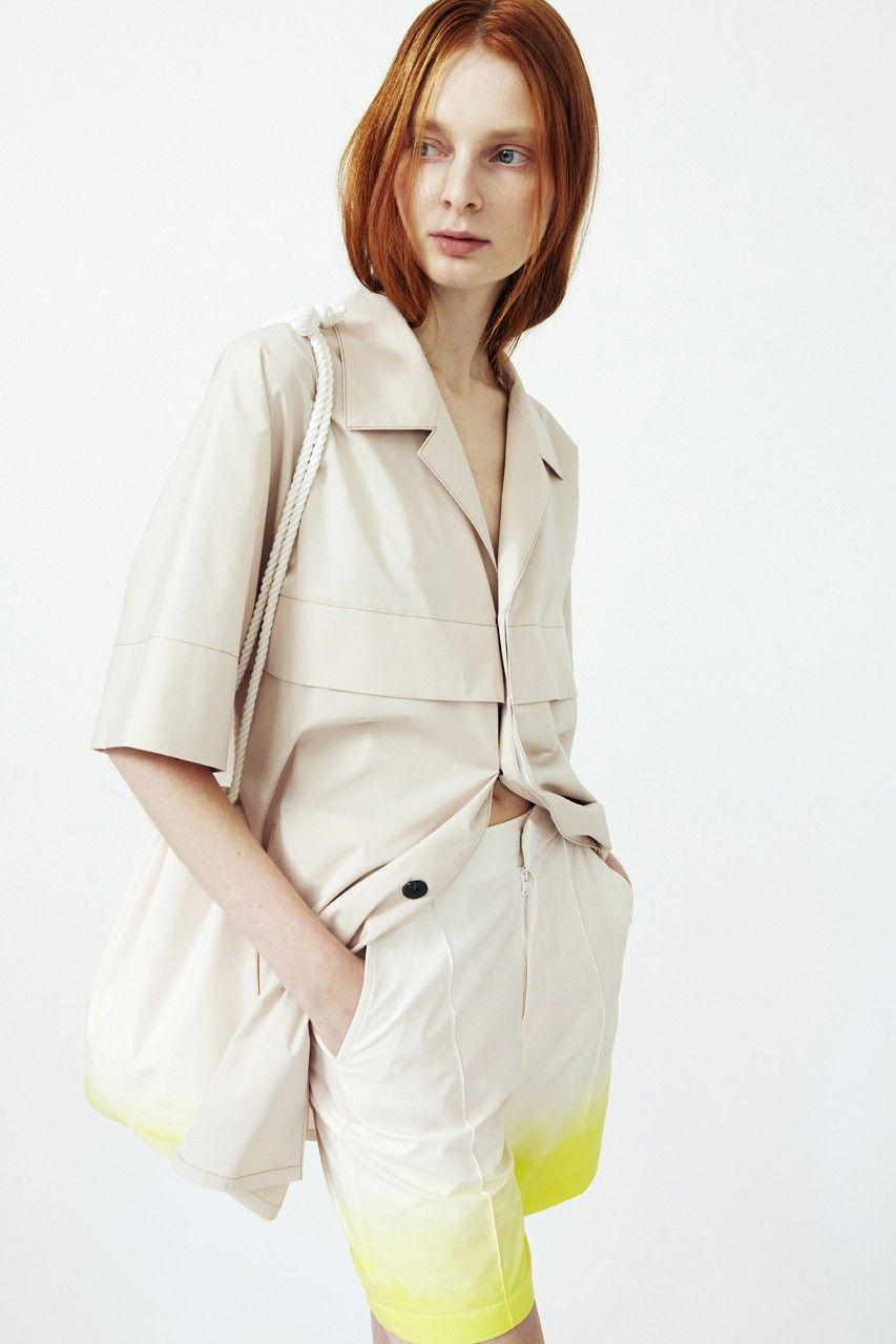 <p>Take a bit of prep, add a dash of arts and crafts, then finish with a swirl of tennis team and—voila, Overcoat Spring 2021. The streamlined shapes could belong to any decade, supporting the idea that moving forward, we'll be hunting for pieces that can live in our wardrobes for years. The spring-weight outerwear (fuss-free car coats, perfectly cut trenches) is endlessly adaptable to whatever layers your heart desires. If you're a head-to-toe Overcoat sort, that'll mean faded pastel blouses, tailored bottoms, and, or a matched set of dip-dyed separates that can be worn as a full look or on their own. <em>—Leah Melby Clinton</em> </p>