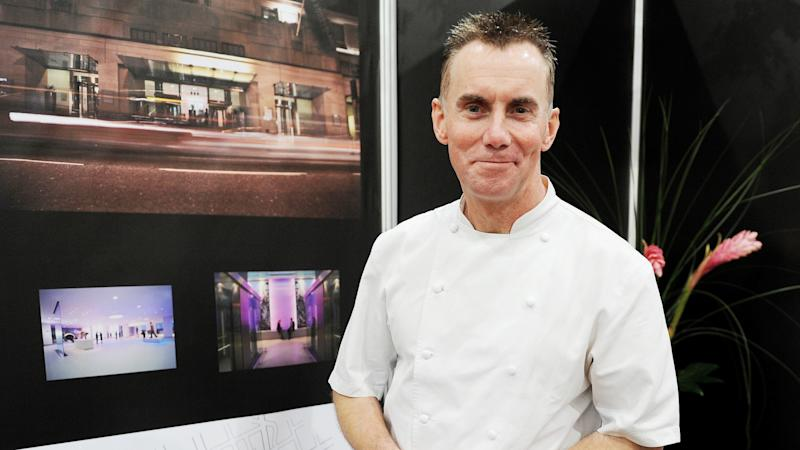 Gary Rhodes' friend details final moments of his life