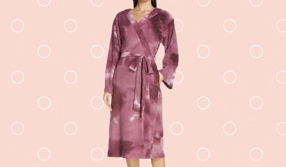Time to shove your winter robe deep in your closet. (Photo: Nordstrom)