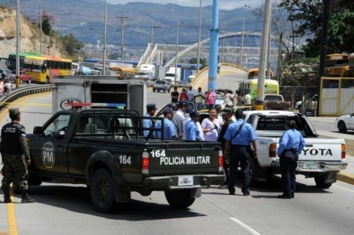 Honduras unleashes 'Avalanche' operation on gang leaders