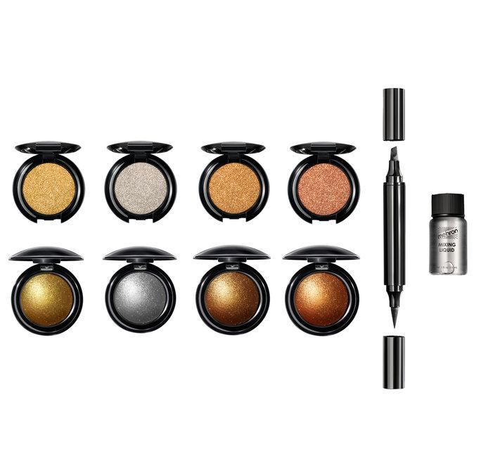 These Liquid Metal Eyeshadows Are Already Breaking the ...