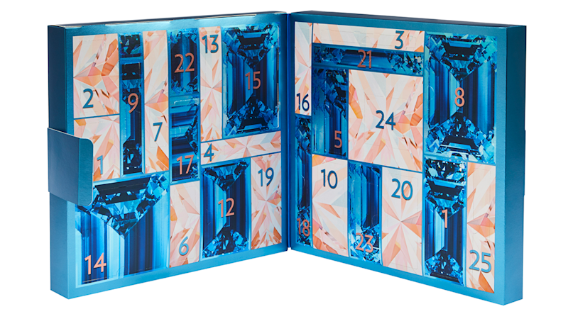 The highly anticipated 2019 No7 Beauty Advent Calendar [Photo: No7]