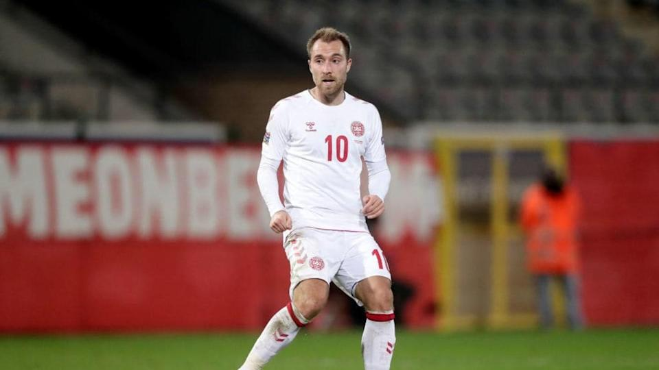 Christian Eriksen | Soccrates Images/Getty Images