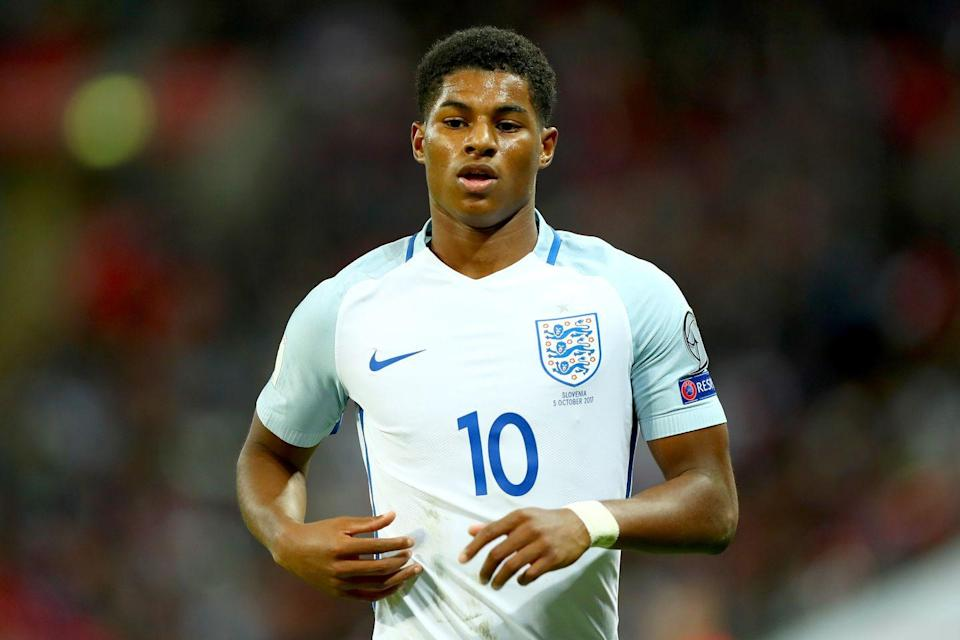 """<p>The 22-year-old Manchester United player teamed up with the charity FareShare in March and raised over £20m to help end child food poverty. But he didn't stop there. </p><p>After writing a moving open letter in June, Marcus managed to convince the government to provide free school meals for vulnerable children throughout the summer holidays. """"This was something I had experienced,"""" Rashford explained at the time. """"If I didn't put myself out there and say, 'This is not OK and it needs to change,' I would have failed my 10-year-old self.""""</p><p>And while the Conservatives voted against a motion to continue free school meals until Easter 2021, more than 2,000 business have pledged to help supply them including McDonald's, the Co-op and restaurant chain, Big Smoke Brewery Co.</p>"""