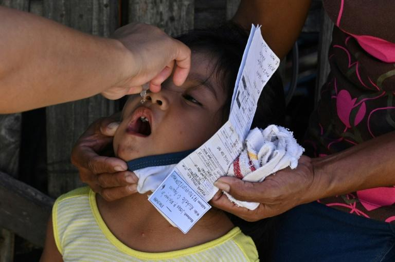 Anti-vaxxer misinformation goes viral in the Philippines