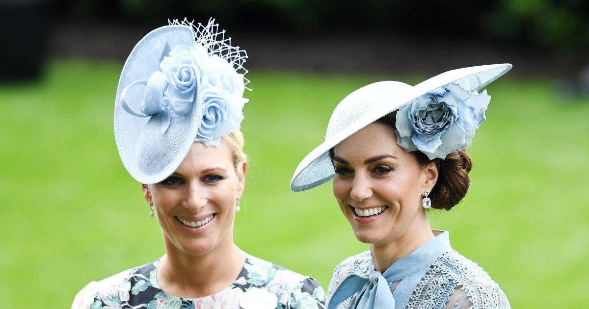 Royal Blue! See Kate Middleton, Queen Elizabeth and More Rock Royal Ascot's Trendiest Color