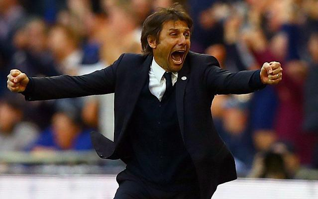 <span>Chelsea manager Antonio Conte raised eyebrows when he started with Eden Hazard on the bench</span> <span>Credit: REX FEATURES </span>