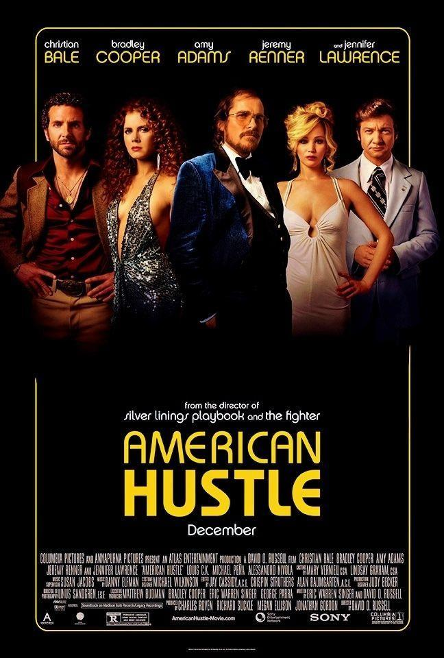 """<p>If you love scammer stories (and tbh, who doesn't?), this is your next Friday night watch. Based on the FBI Abscam operation, two con artists (Christian Bale and Amy Adams) take down corrupt politicians (like Jeremy Renner). The all-star cast also includes Jennifer Lawrence and Bradley Cooper, so yeah, the hustle is life.</p><p><a class=""""link rapid-noclick-resp"""" href=""""https://www.amazon.com/American-Hustle-Christian-Bale/dp/B00HVNZHZW?tag=syn-yahoo-20&ascsubtag=%5Bartid%7C10063.g.36572054%5Bsrc%7Cyahoo-us"""" rel=""""nofollow noopener"""" target=""""_blank"""" data-ylk=""""slk:Watch Here"""">Watch Here</a></p>"""