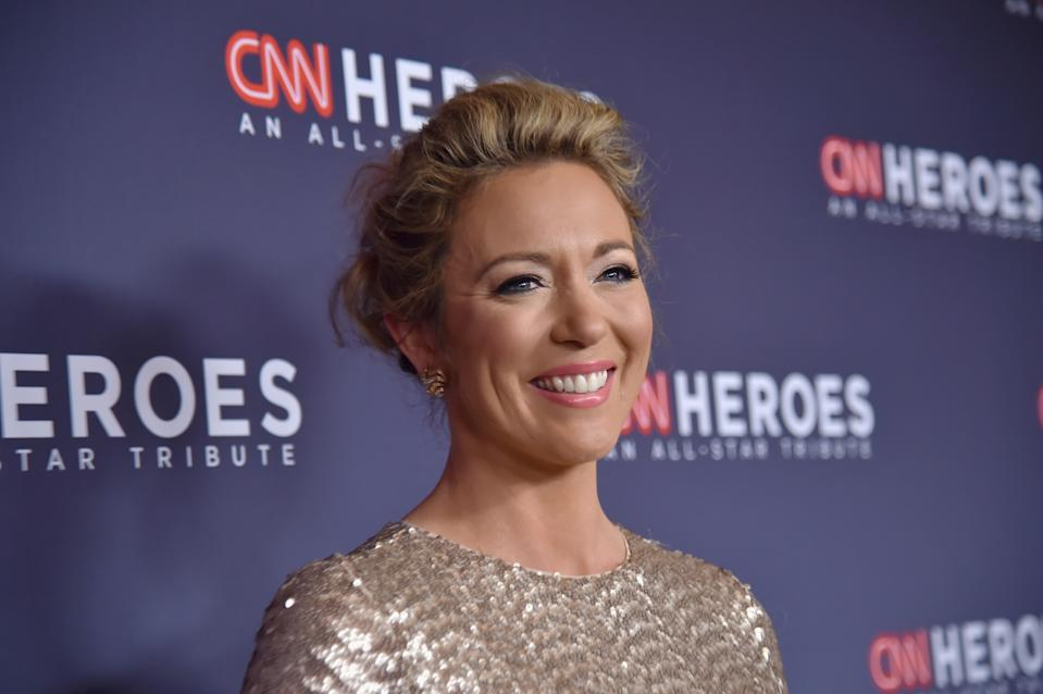 Brooke Baldwin, here at the CNN Heroes 2017 event, reveals she's leaving the network