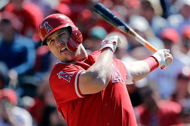 9e9f220f776 Nike-Backed Mike Trout to Sign the Richest Contract in Sports History