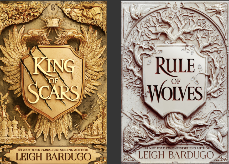King of Scars Duology (Photo: leighbardugo.com)