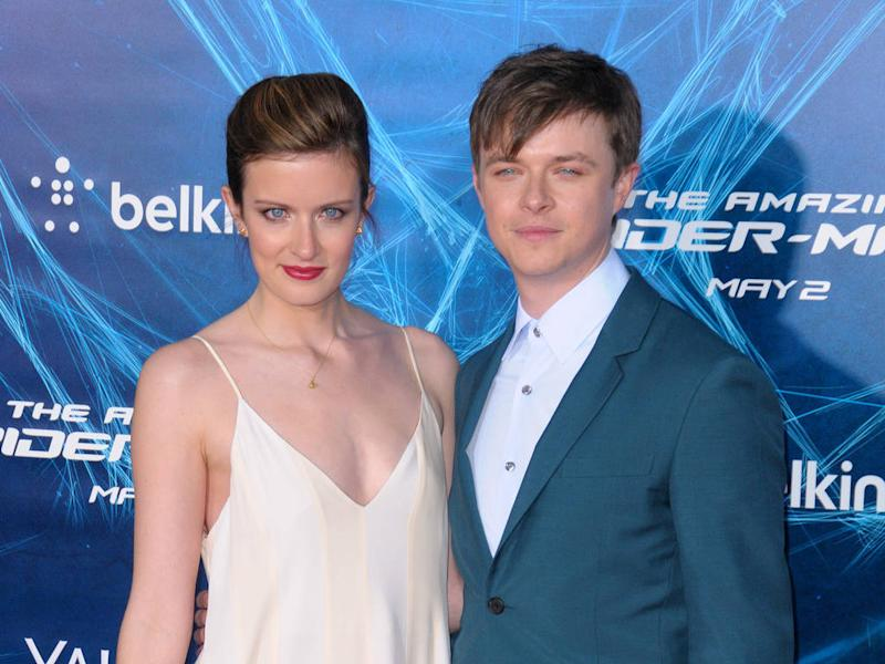 Dane DeHaan set to become father of two