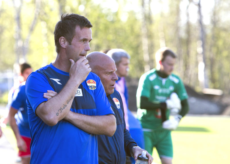 Celtic manager Ronny Deila pictured in Norway on June 4, 2014