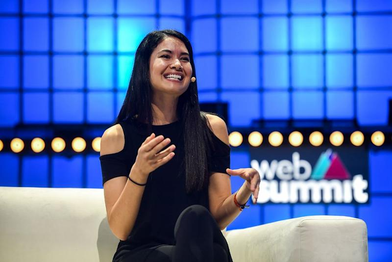 Melanie Perkins, cofundadora y CEO de Canva. Imagen: David Fitzgerald | Getty Images