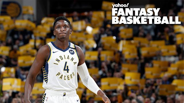After more than a year on the sidelines, Victor Oladipo returned to game action.