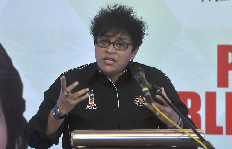 Azalina: Bankruptcy action against Malaysians 'last choice' in proposed law change