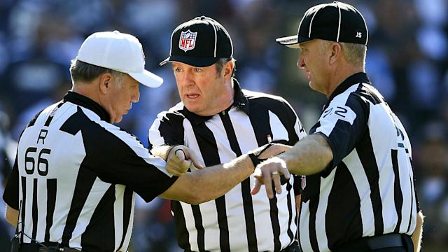On the NFL's agenda for this week's meeting is shifting the last word on replays from the refs to Dean Blandino in New York. It should speed up the game ... and the complaints.