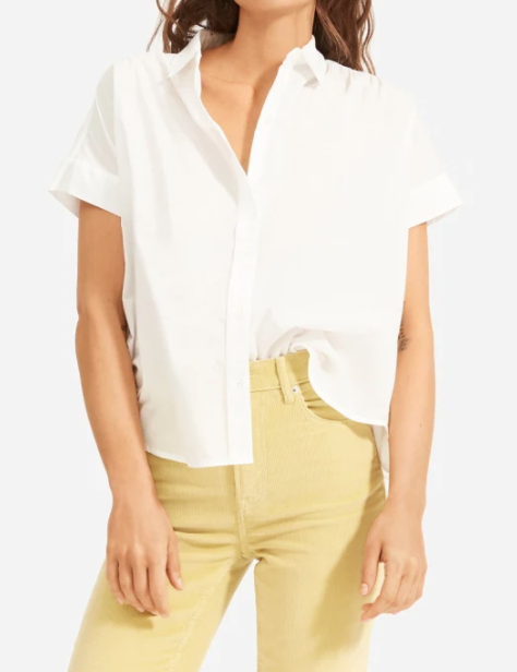 Everlane Square Air Shirt