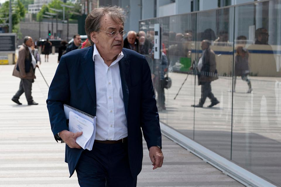 Le philosophe Alain Finkielkraut en 2019 (Photo: AFP)