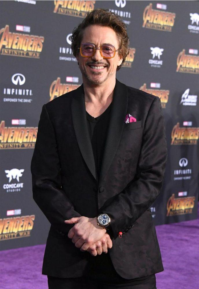 Robert Downey Jr pardoned for cocaine and heroin offences