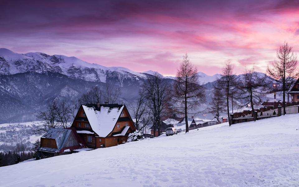 Zakopane - getty images