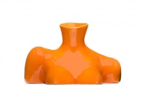 Splash out on this figurine vase that's a pricey but state-of-the-art piece (Anissa Kermiche)