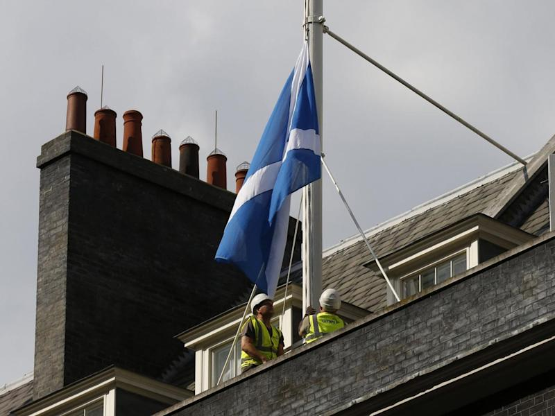 Scotland cannot call a referendum unilaterally