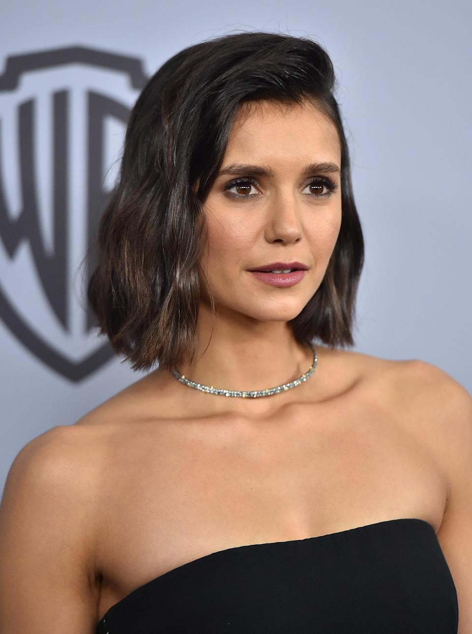 Nina Dobrev (Photo: Getty Images)
